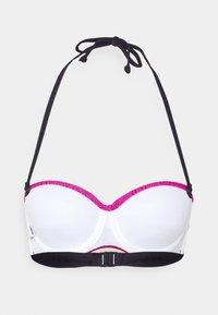 LASCANA - WIRE BANDEAU SET - Bikini - red - 3