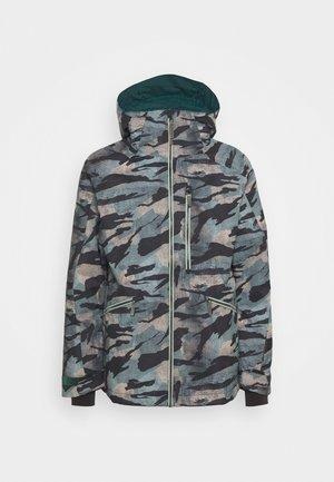 DIABASE  - Snowboard jacket - green/black