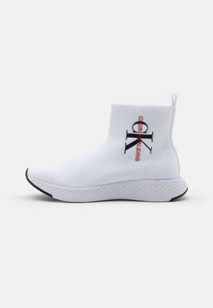 ADALEA - High-top trainers - white