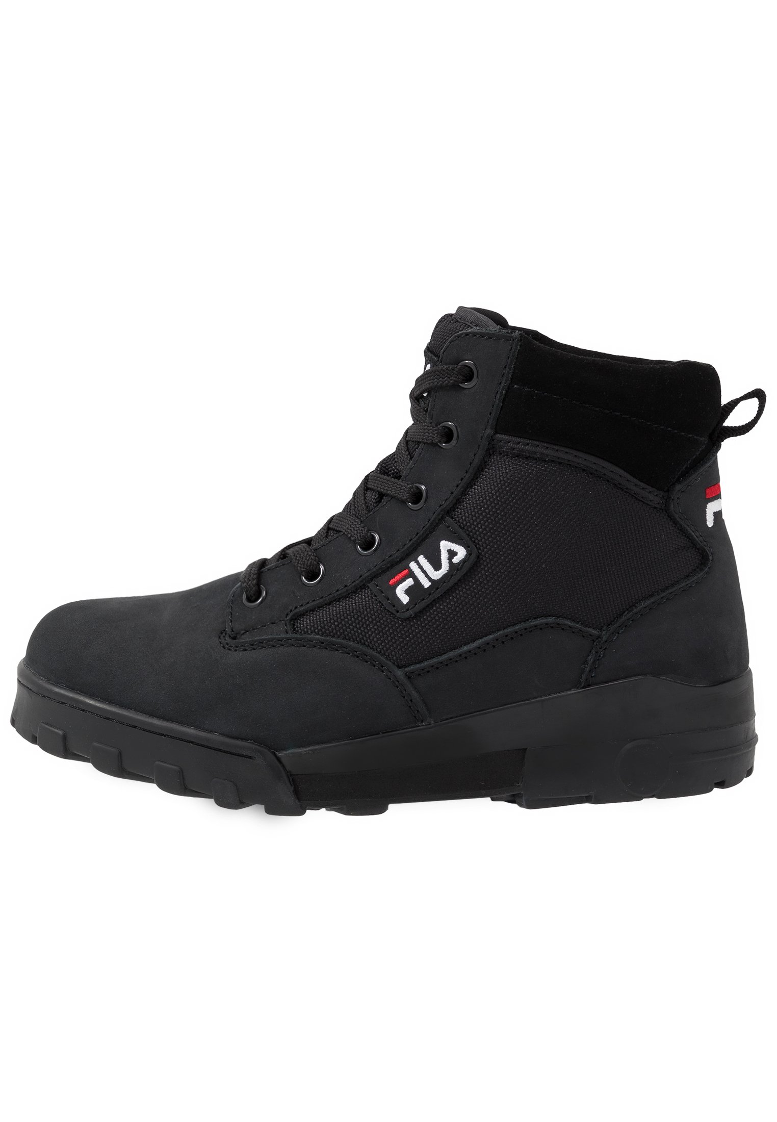 Men GRUNGE MID - Lace-up ankle boots