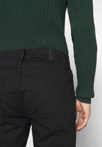 Burton Menswear London - TWILL - Jeans Skinny Fit - black - 5