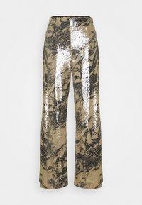 InWear - ELYSIA PANT - Kalhoty - marble - 0