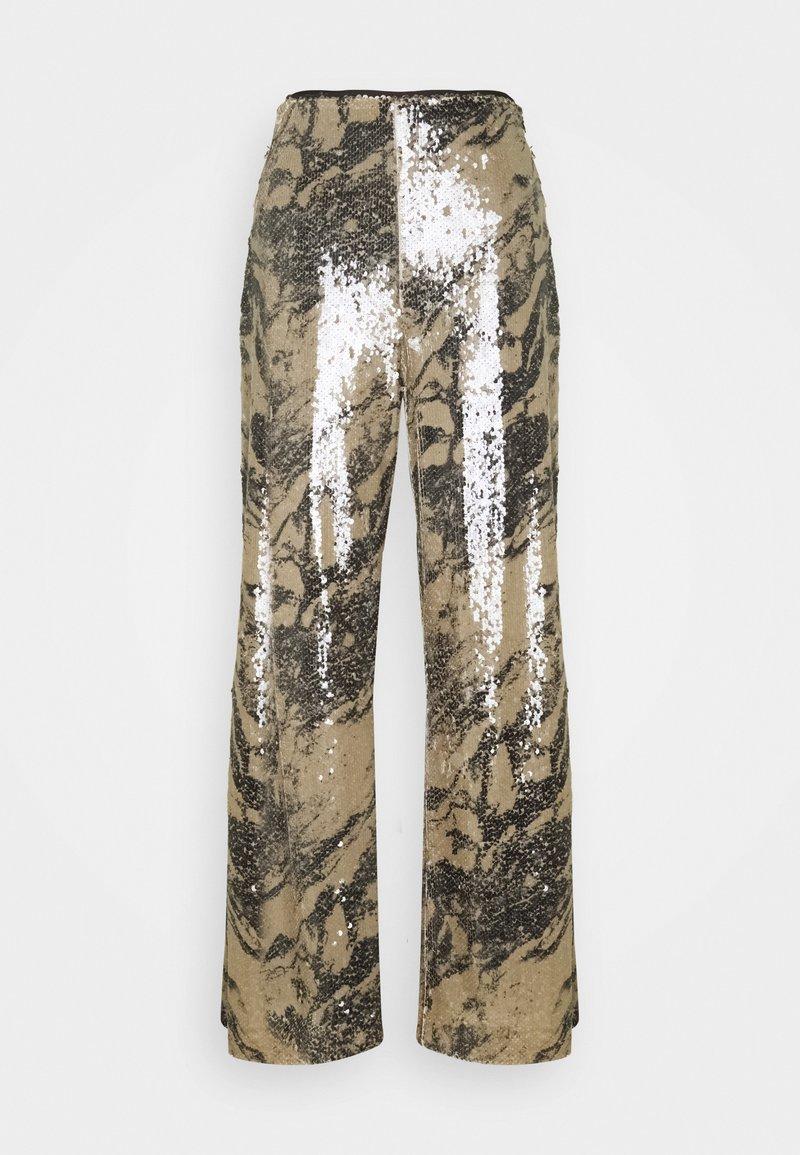 InWear - ELYSIA PANT - Kalhoty - marble