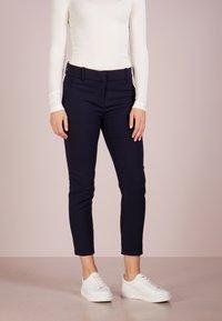 J.CREW - CAMERON PANT  - Trousers - navy - 0