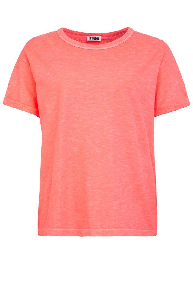 LARIMA - Basic T-shirt - red