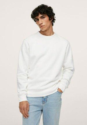 Sweater - blanc cassé