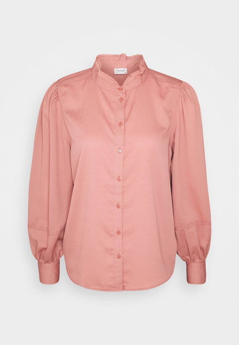 JDY - JDYSALLY  - Button-down blouse - old rose