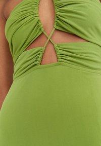 PULL&BEAR - Shift dress - light green - 3