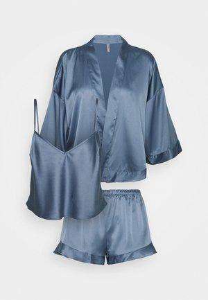 TOP SHORT - Pyjama - china blue