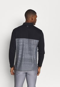adidas Golf - ADICROSS LONG SLEEVE - Koszulka polo - black - 2