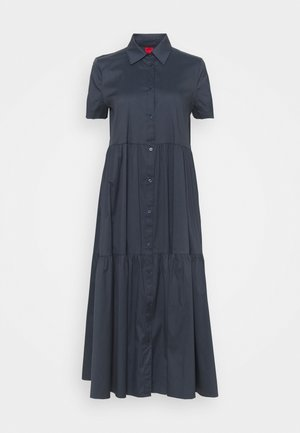 ENNISH - Shirt dress - open blue