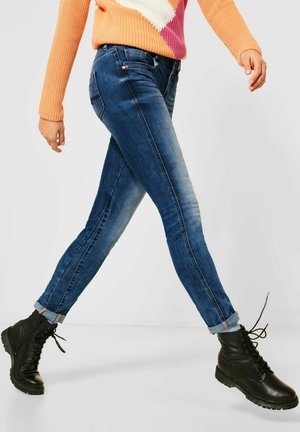 CASUAL FIT - Slim fit jeans - blau
