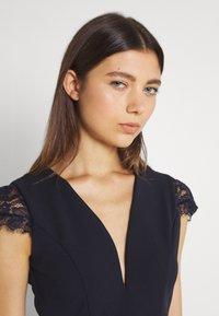 WAL G. - SAMMY MAXI DRESS - Suknia balowa - navy blue - 4