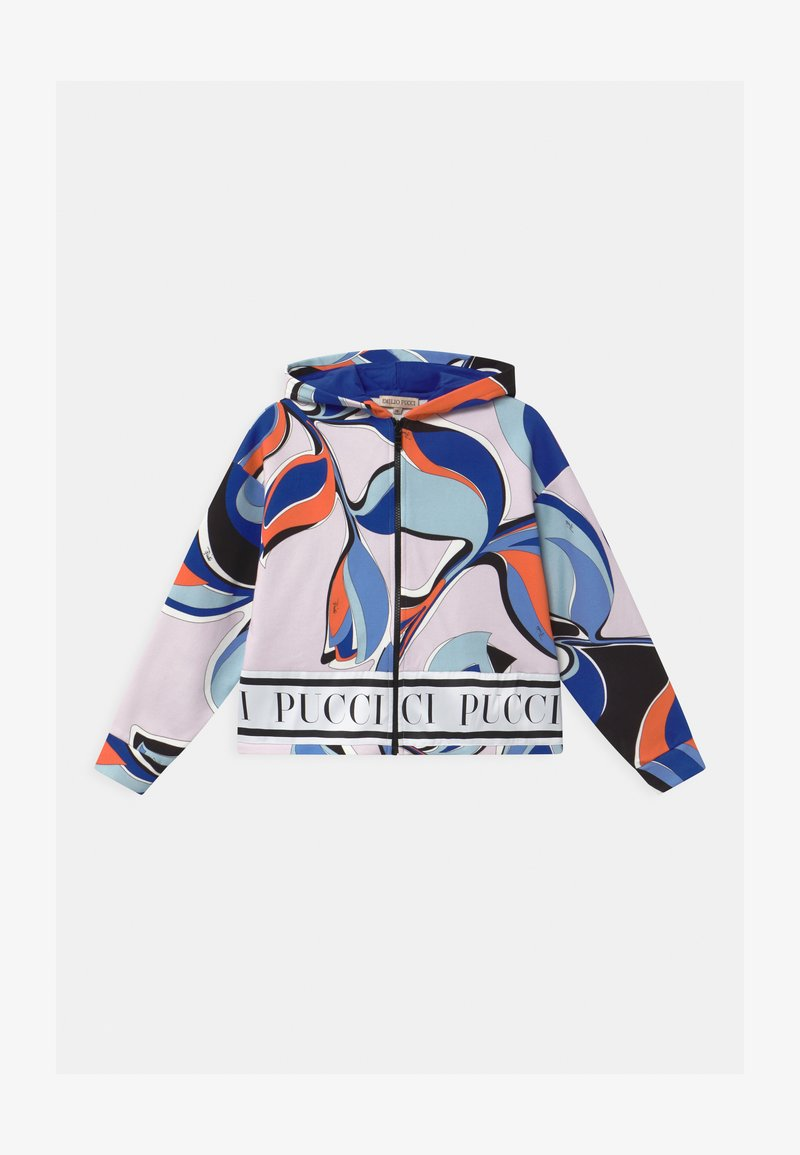 Emilio Pucci - Zip-up sweatshirt - black