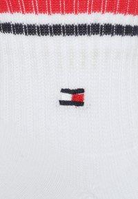 Tommy Hilfiger - MEN ICONIC SPORTS QUARTER 2 PACK - Socks - white - 1