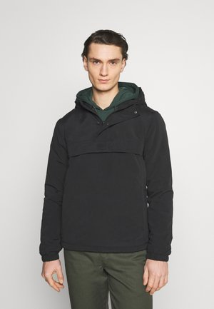 JORRAMBLER ANORAK - Windbreaker - black