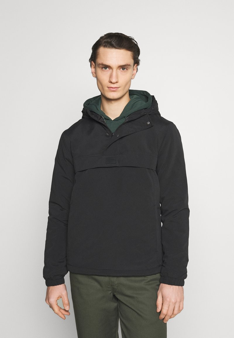 Jack & Jones - JORRAMBLER ANORAK - Windbreaker - black