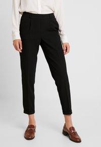 ONLY - ONLFOCUS - Trousers - black - 0