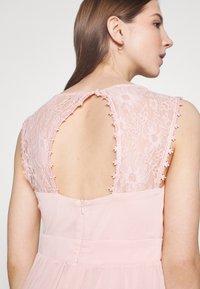 Vila - VIRILLA ANKLE DRESS - Occasion wear - rose smoke - 4