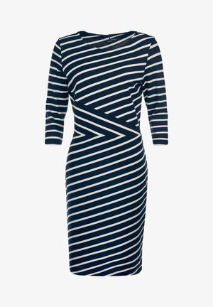 Shift dress - blauecru
