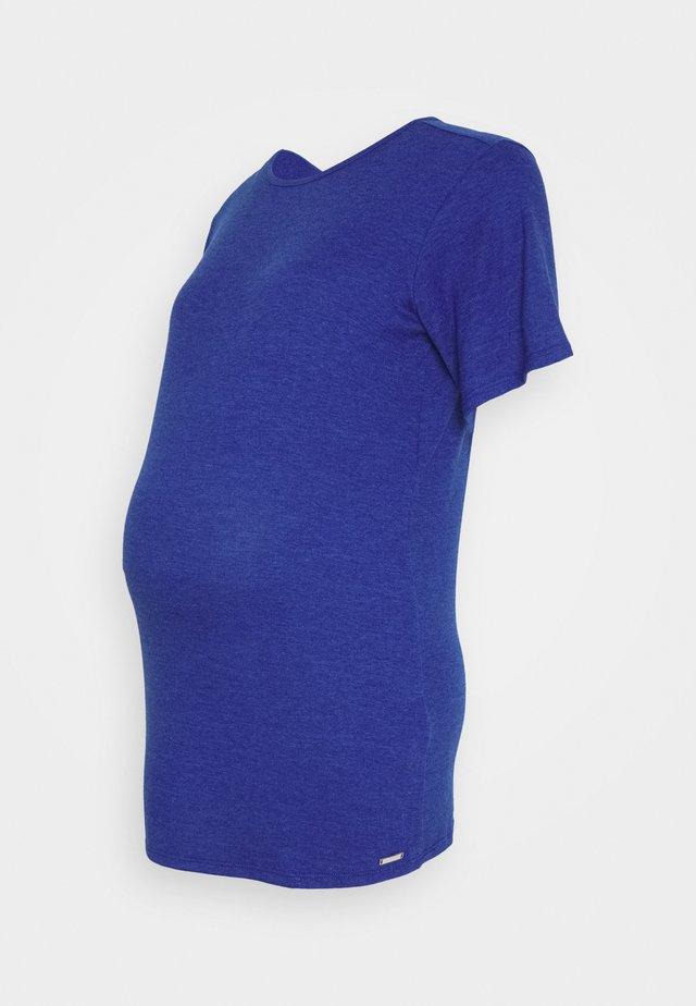 Basic T-shirt - electric blue
