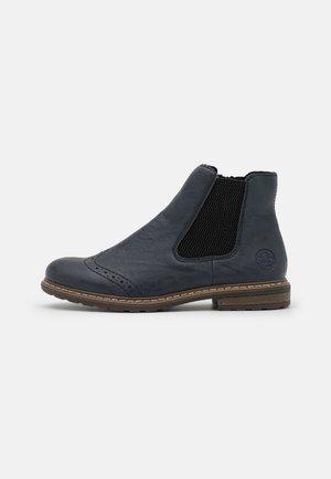 Kotníková obuv - blau