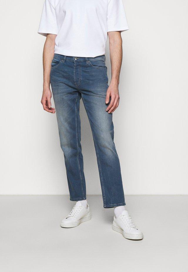 Jeans a sigaretta - light/pastel blue