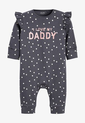I LOVE MY DADDY - Pyjamas - grey