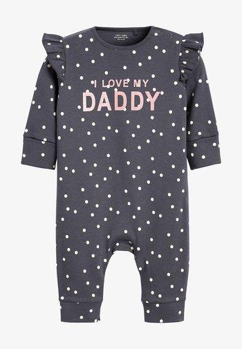 I LOVE MY DADDY - Pyjamas - grey