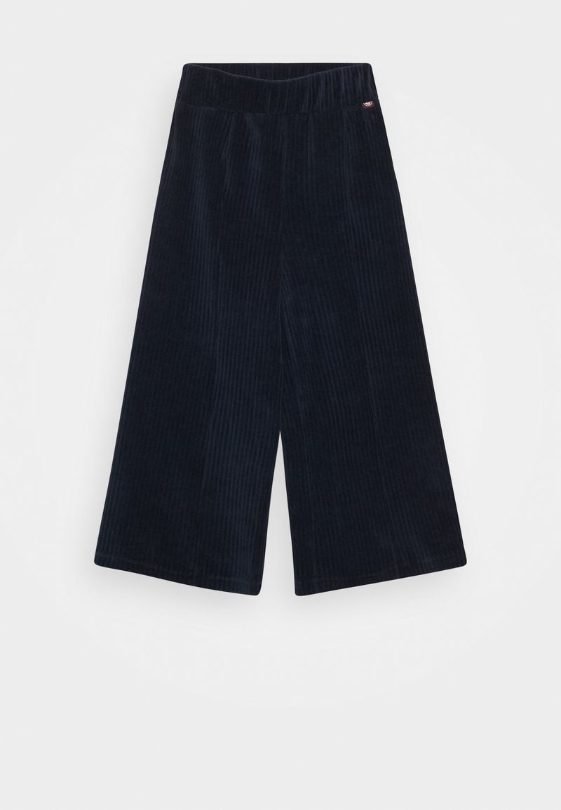 Lemon Beret - SMALL GIRLS PANTS - Tygbyxor - navy blazer