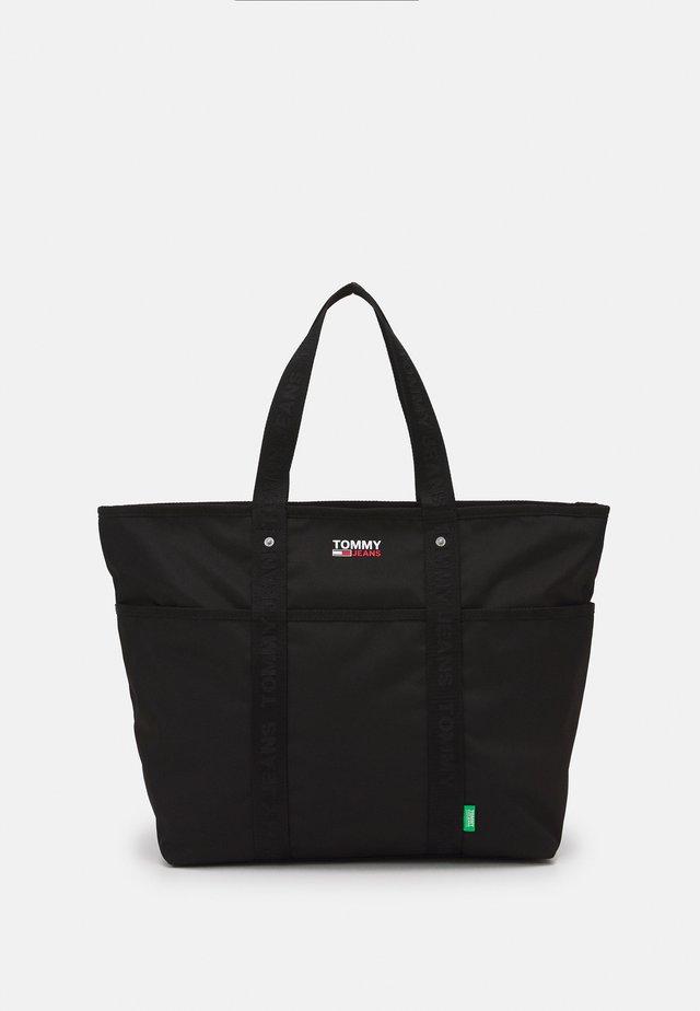 CAMPUS TOTE - Velká kabelka - black