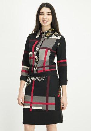 ITANJA - Shift dress - red