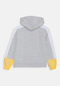 Levi's® - COLOR BLOCK HOODIE - Hoodie - light gray heather