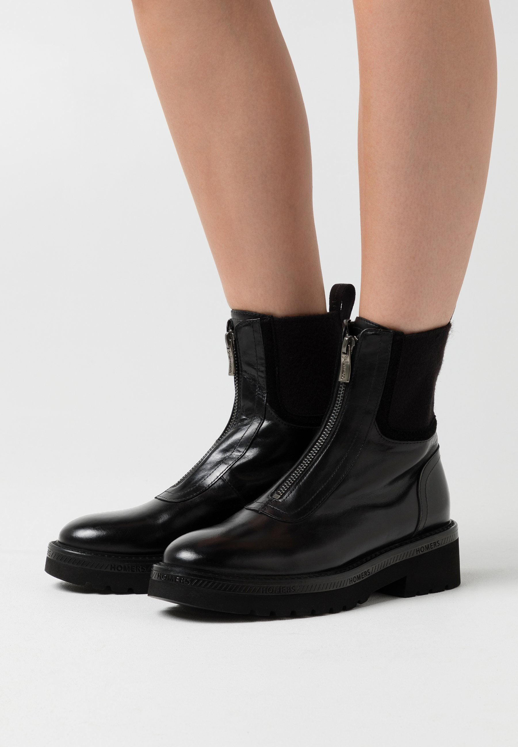 Wholesale Quality Cheapest Homers SIENNA - Classic ankle boots - black | women's shoes 2020 DSXIP