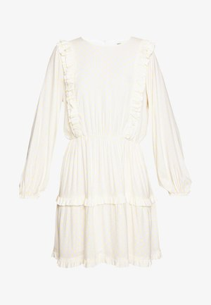 DOTTIE VICTOIRE DRESS - Vapaa-ajan mekko - yellow