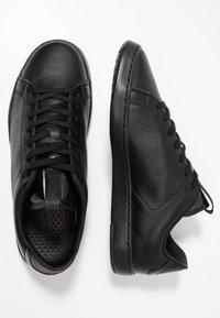 Lacoste - CARNABY EVO LIGHT - Sneakers basse - black - 1