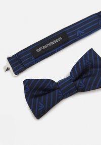 Emporio Armani - Bow tie - dark blue - 1