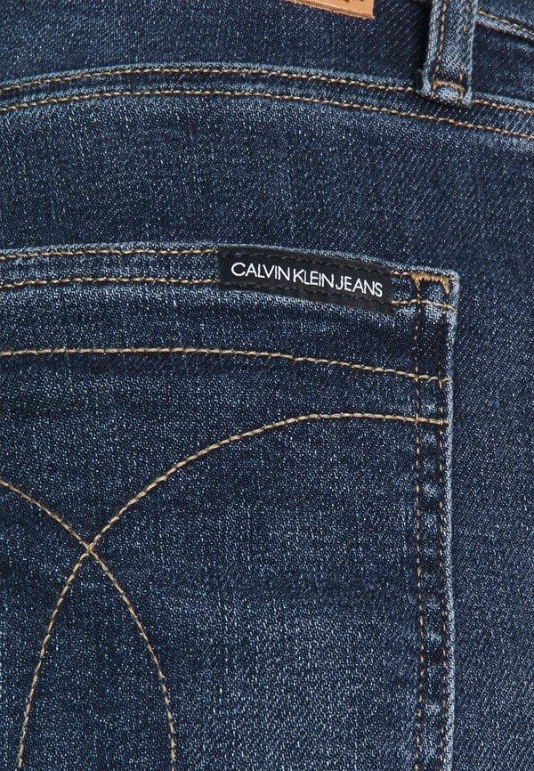 Calvin Klein Jeans Jeansy Slim Fit - denim medium/niebieski denim Odzież Męska HUVP