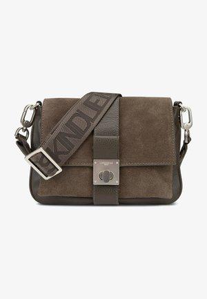 DIA - Across body bag - dark brown