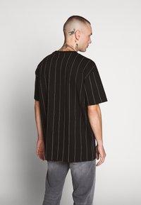 Urban Classics - OVERSIZED TEE - T-Shirt print - black - 2