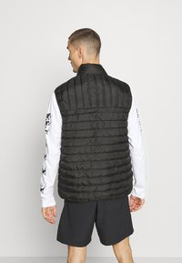 Only & Sons - ONSPAUL QUILTED - Väst - black - 2