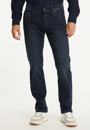 RANDO - Relaxed fit jeans - dark used