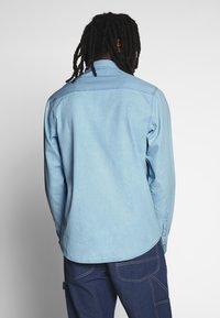 Brave Soul - Shirt - blue denim - 2