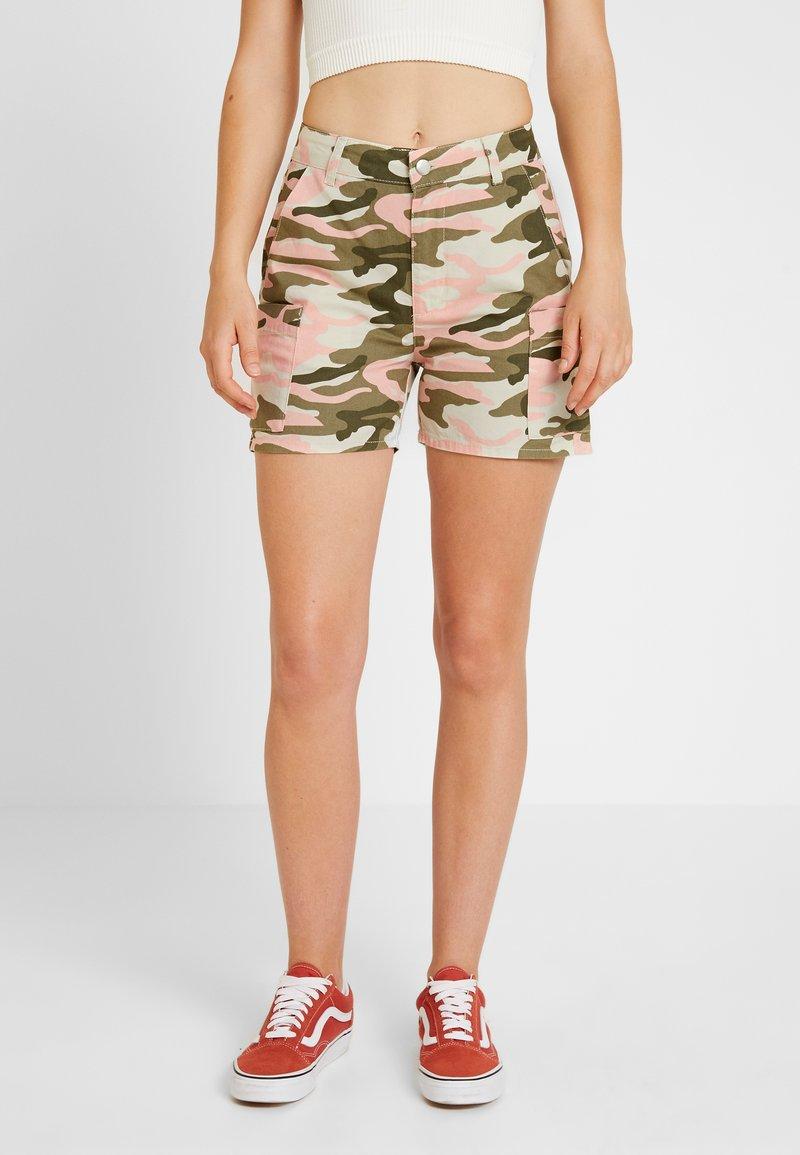 TWINTIP - Shorts - dark green