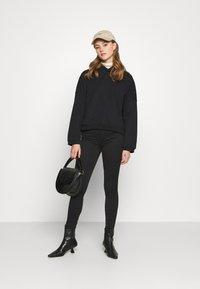 ONLY - ONLROYAL LIFE - Pantalones - black - 1