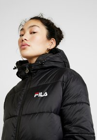 Fila Tall - BRONWED PUFF HOOD - Winter coat - black - 4