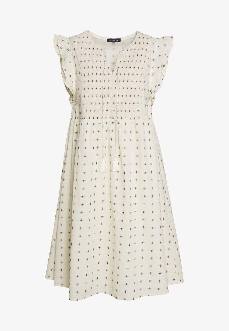 Soeur - JASMINE - Sukienka letnia - ecru