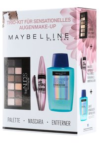 Maybelline New York - MAYBELLINE TRIO BESTSELLER COFFRET - Make-up Set - - - 1