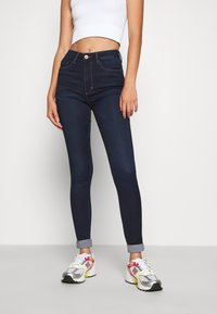 ONLY - ONLROYAL LIFE - Jeans Skinny Fit - dark blue denim - 0