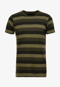 HARRY - T-shirt print - forrest green